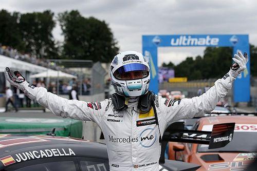 Juncadella consigue su primera pole en el DTM