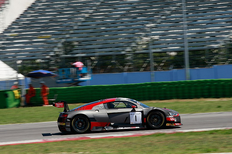 Blancpain Sprint Misano: Mies en Riberas domineren voor Audi