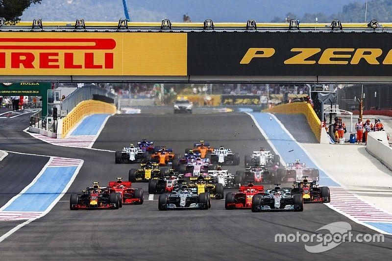 La F1 solo se plantearía volver a tener tres carreras seguidas fuera de Europa