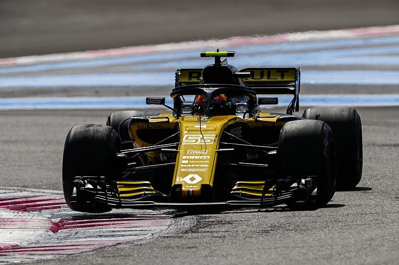 A Renault várva várt MGU-K-ja megérkezik Ausztriába