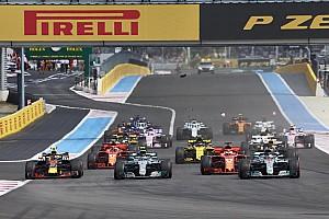Confira os horários do GP da França de F1