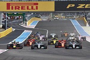 Fransa GP pilot performans puanları