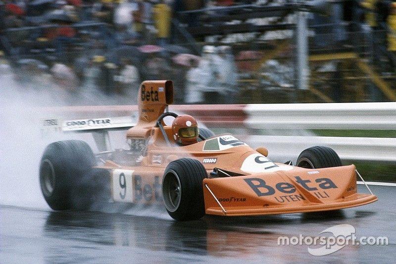 Как это было: Гран При Австрии'75, когда у Брамбиллы единственный раз все получилось