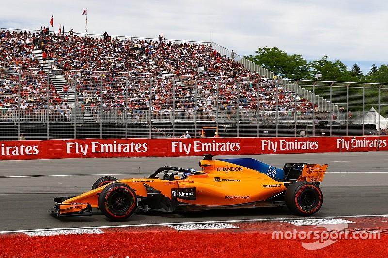 阿隆索:2019年是否留在F1,迈凯伦竞争力不占主导