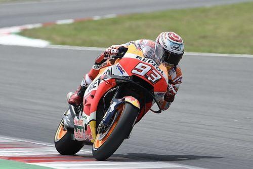 Маркес стал лучшим на тестах MotoGP в Барселоне