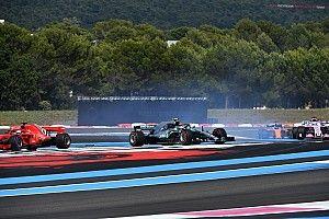 Fotostrecke: Vettel kollidiert in Le Castellet mit Bottas