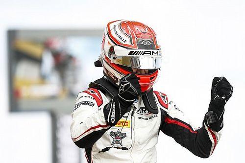 Расселл выиграл квалификацию Формулы 2 в Австрии