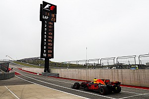 Formel 1 Reaktion Red Bull in Austin: Rückversetzung kann Verstappen-Laune nicht trüben