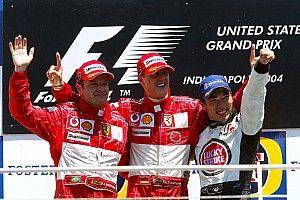 GALERIA: Relembre os últimos vencedores do GP dos EUA
