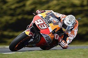 Avustralya MotoGP 4. antrenman: Marquez yine zirvede