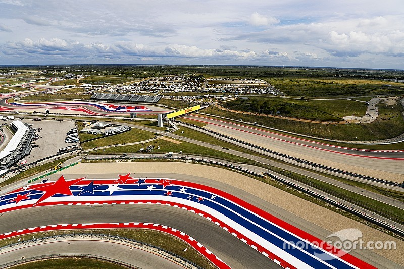 VÍDEO: Guia do circuito do GP dos Estados Unidos de F1