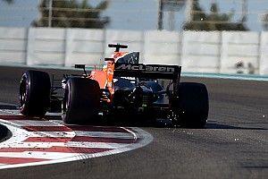 El McLaren será el coche que más cambie su aspecto en 2018