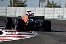 McLaren, Avustralya GP için