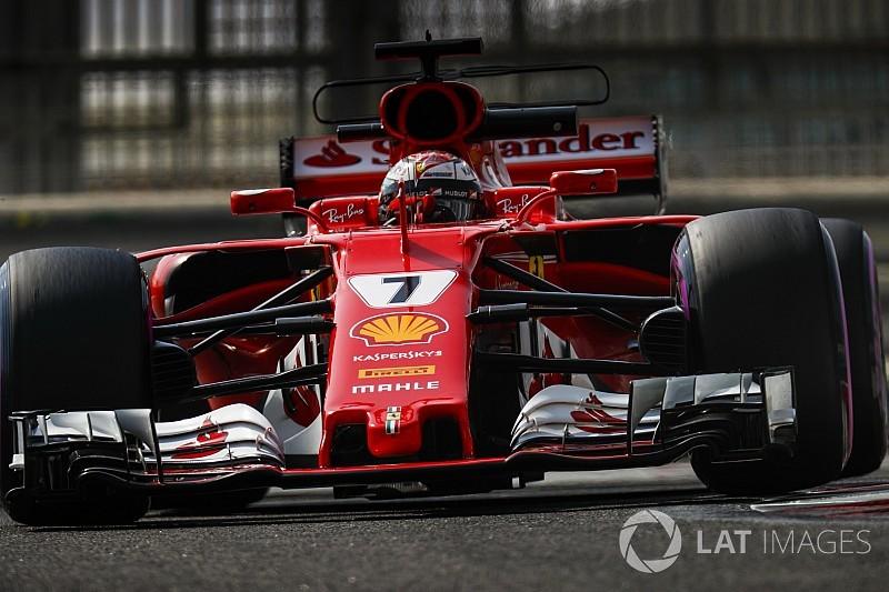 Test Abu Dhabi, ore 13: Raikkonen davanti, Alonso sbatte!