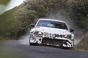 """دبليو آر سي: فولكسفاغن تُكمل الاختبار الأوّل لسيارتها الجديدة """"بولو جي تي أي آر5"""""""