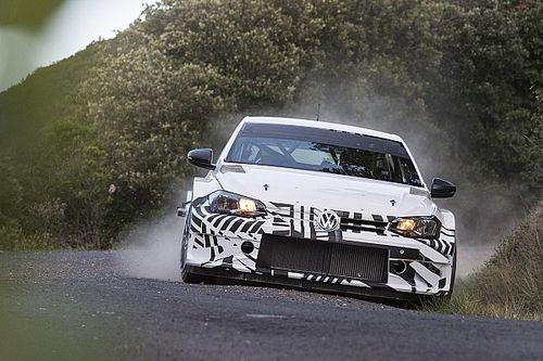 El VW Polo GTI R5 será homologado la próxima semana