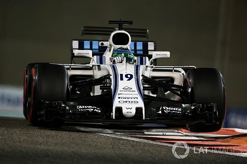 """Massa: Carro da Williams de 2018 deverá ser """"mais agressivo"""""""