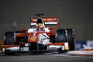 FIA F2 Race report Sprint Race F2 Abu Dhabi: Leclerc tutup musim dengan kemenangan, Gelael P14