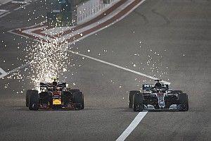 """Verstappen: """"¿Los ataques de Hamilton? Es fácil culpar al joven"""""""
