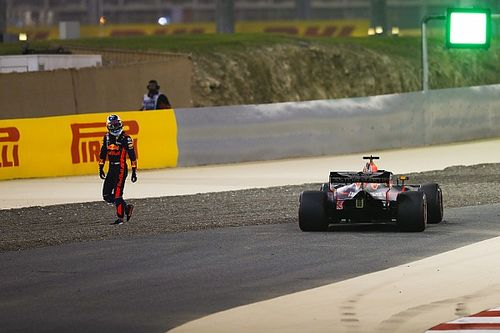 "Red Bull demands ""fast and reliable"" engine after Bahrain failure"
