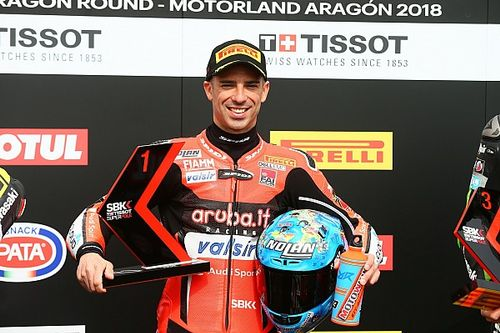 Aragon WSBK: Melandri shades Rea by 0.031s for pole