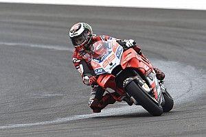 Lorenzo masuk daftar buruan Suzuki musim depan