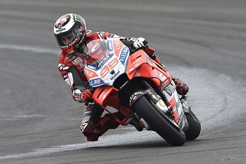 "Lorenzo ""doing better than last year"" despite poor start"