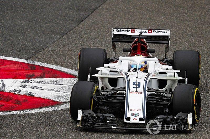 Ericsson penalizado con cinco posiciones en la parrilla de Shanghái