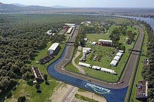 Artwork of Rockhampton Supercars track revealed