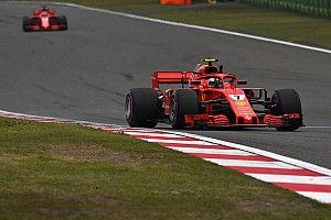 Raikkonen heeft goed gevoel, Vettel nog niet