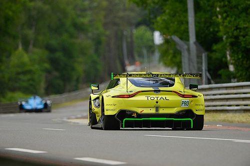 Aston Martin confía en un cambio en el BoP antes de Le Mans