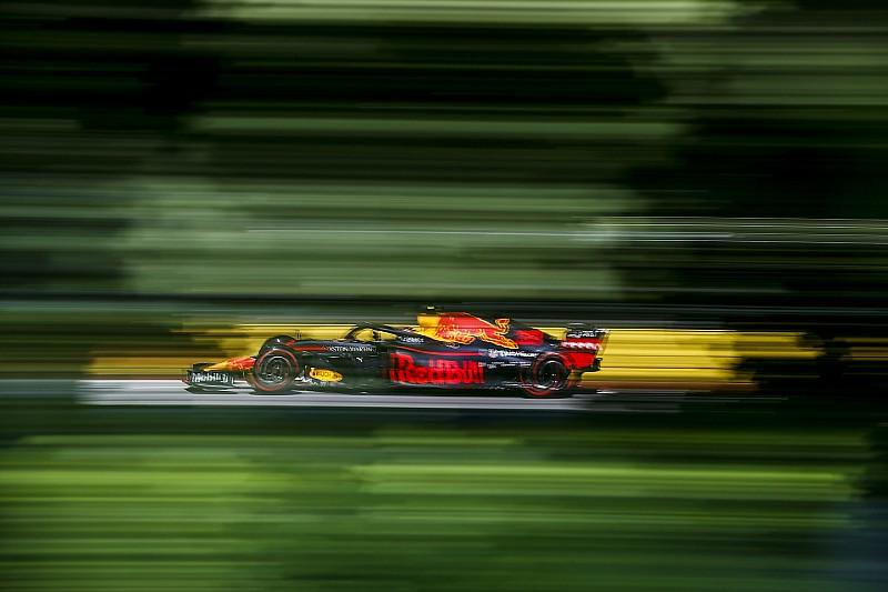 Verstappen también lidera una igualada FP3 antes de la clasificación