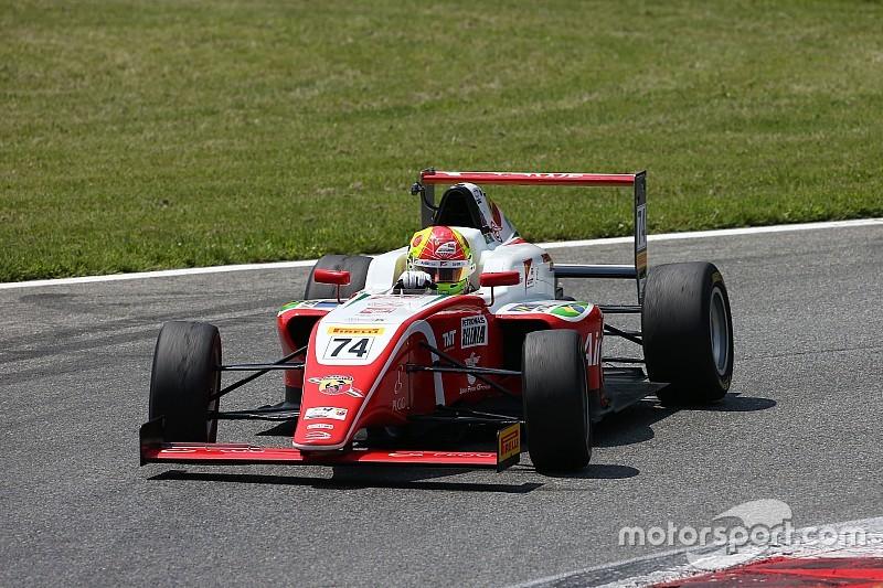 Enzo Fittipaldi pronto al debutto nella FIA Formula Regional