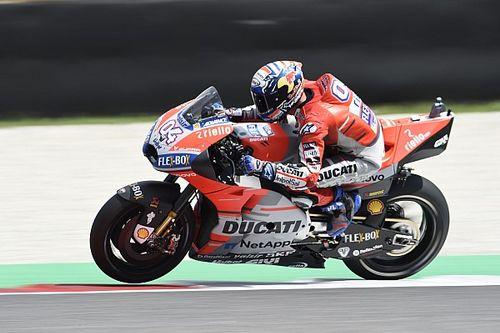 Dovizioso cree que el podio en Italia confirma el avance en Ducati