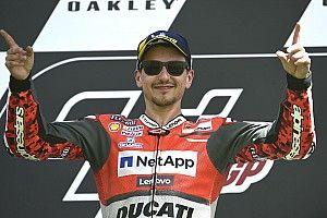 """Lorenzo: """"Rijstijl volledig veranderd voor GP van Italië"""""""