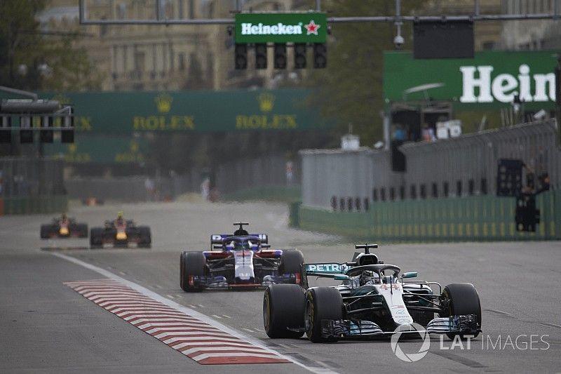 """La F1 quiere """"deshacerse"""" de las penalizaciones en parrilla para 2021"""