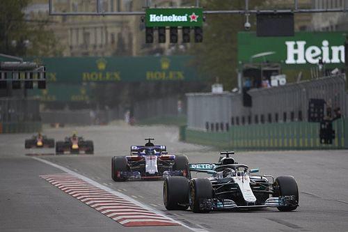 La Formula 1 vuole sbarazzarsi delle penalità in griglia dal 2021