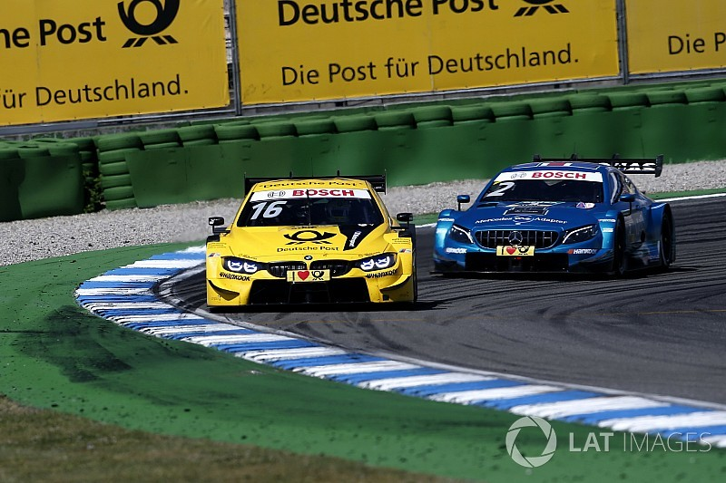 Glock defends expletive-filled Mercedes radio message