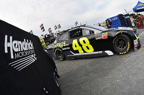 Is Jimmie Johnson's Dover finish an ominous sign for Chevy?