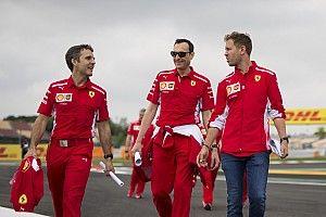 """Vettel: """"Aún no tiene sentido hablar de la lucha por el Mundial"""""""