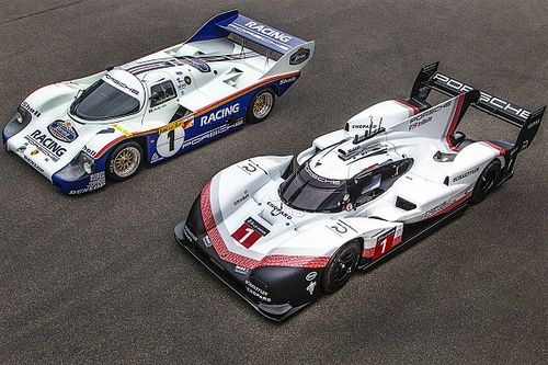 Vidéo - De la Porsche 956 à la 919 Evo