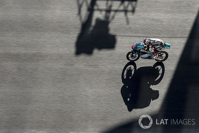 Fotogallery: il GP di Spagna di Moto3 vinto da Oettl