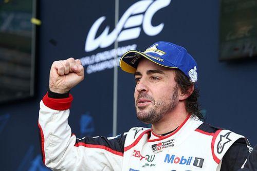 Alonso bekeek zestien uur aan onboard-beelden van Le Mans