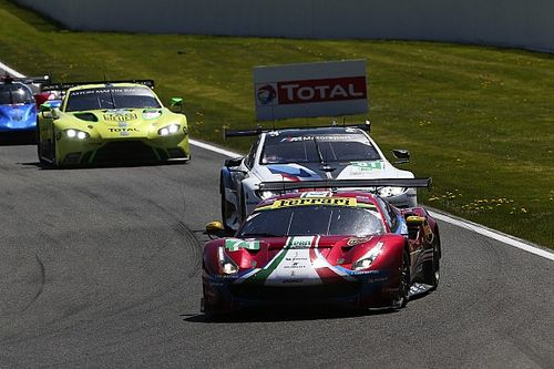 "Ferrari cannot ""delude itself"" with Spa GTE podium"