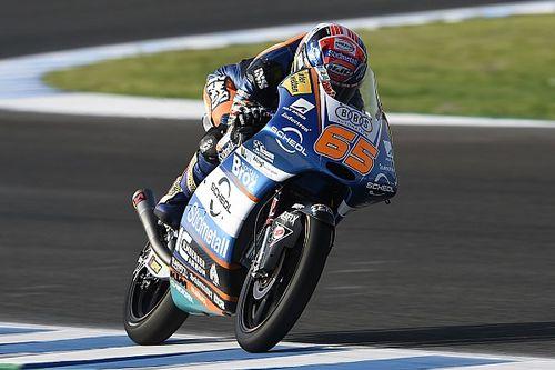 Moto3 Spanyol: Drama warnai kemenangan perdana Oettl