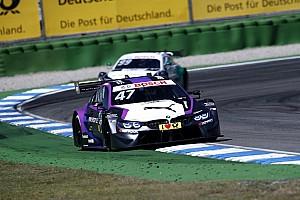 DTM News Glock lobt BMW-Rookie Eriksson: