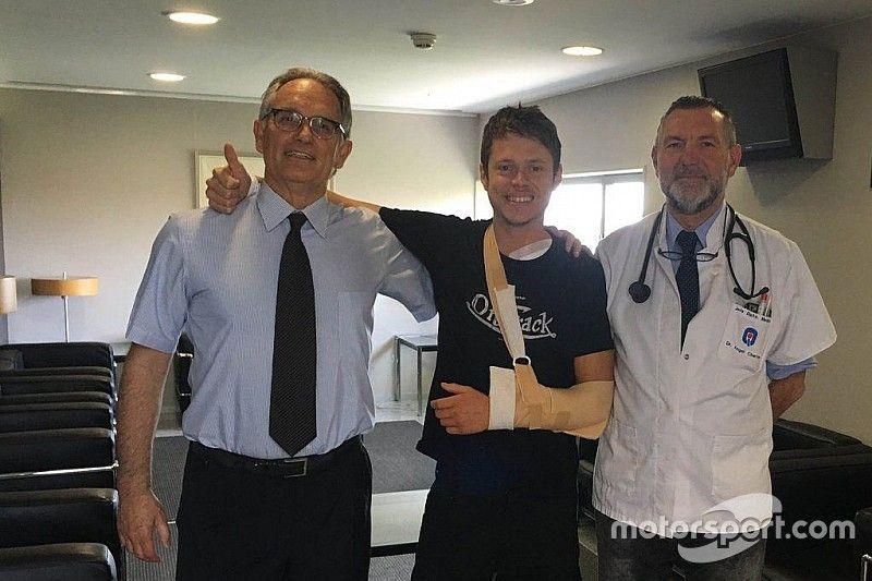 Los médicos de MotoGP, Charte y Mir, entre los mejores según Forbes