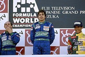 Moreno relembra lágrimas com Piquet há 29 anos no dia do bi de Senna na F1