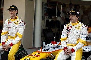 Grosjean admira que Alonso siga hambriento tras 300 grandes premios