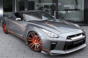 """Wheelsandmore macht Nissan GT-R zu """"CrankZilla"""""""